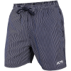M79-Stripe Beach Shorts-Navy/White-2144196