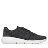 M79-Knit Sneakers-Black Melange-2147076