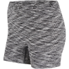Master-Seamless Baselayer Shorts-Black/White Stripe-1492031