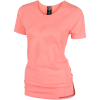 Master-Seamless Løbe T-shirt-Neon Coral-1492124