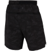Master-Printed Stretch Løbeshorts-Black Camo-1597699