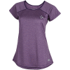 Master-Run T-shirt-Soft Purple Melange-2106105