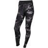 Master-Long Printed Tights-Black/Grey Camo-2198731