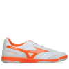 Mizuno-Morelia Sala Classic IN-White / Red Orange-2107263