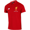 New Balance-Liverpool Elite Media Motion Polo 2017/18 - Herre-Red Pepper-1601269