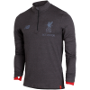 New Balance-Liverpool Elite Train Rain Jacket 2017/18-Black-1601278