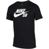 Nike SB-Dri-FIT T-Shirt-Black/White-2076485