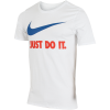 Nike Sportswear-Just Do It Swoosh T-shirt - Herre-White-1362951