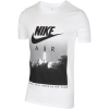 Nike Sportswear-Air Rocket T-shirt - Herre-White/White/Black-1483089