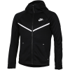 Nike Sportswear-Tech Fleece Hoodie-Black/White-2033851