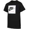 Nike Sportswear-Air Logo T-Shirt-Black/University Red-2075976