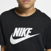 Nike Sportswear-Futura Icon T-shirt-Black/White-2077653