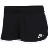 Nike Sportswear-Heritage Fleece Shorts-Black/White/White-2078611