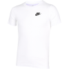 Nike Sportswear-T-shirt-White/Black-2079444