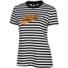 Nike Sportswear-Animal Print T-shirt-White/Black-2092414