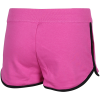 Nike Sportswear-Heritage Fleece Shorts-Active Fuchsia/Black-2094394
