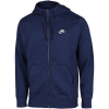 Nike Sportswear-Club Fleece Hoodie-Midnight Navy/Midnig-2114120