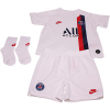 Nike Sportswear-Paris SG 3. Minikit 2019/20-White/University Red-2114500