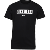 Nike Sportswear-Air T-shirt-Black/White-2116079