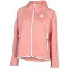 Nike Sportswear-Tech Fleece Cape-Pink Quartz/White/Wh-2117652