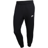 Nike Sportswear-Club Fleece Bukser-Black/Black/White-2118131
