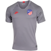 Nike Sportswear-Atletico Madrid Breathe Strike T-shirt 2019/20-Gunsmoke/Thunder Gre-2118192