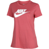 Nike Sportswear-Essentials T-shirt-Light Redwood/White-2132707