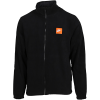 Nike Sportswear-JDI Fleece Sweatshirt-Black/White-2132867