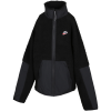 Nike Sportswear-Fleece Jacket-Black/Off Noir-2132898