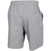 Nike Sportswear-Club Fleece Shorts-Dk Grey Heather/Whit-2152960
