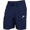 Nike Sportswear-Club Fleece Shorts-Midnight Navy/White-2152962