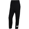 Nike Sportswear-Swoosh French Terry Joggingbukser-Black/White-2153209