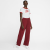 Nike Sportswear-Ringer T-shirt-White/University Red-2156669