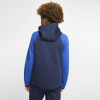 Nike Sportswear-Tech Fleece Essential Hoodie-Midnight Navy/Game R-2158686