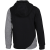 Nike Sportswear-Pullover Hoodie-Black/Carbon Heather-2158724