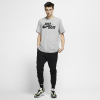 Nike Sportswear-JDI T-Shirt-Dk Grey Heather/Blac-2181822