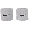 Nike-Swoosh Svedbånd-Grey Heather/Black-1115375