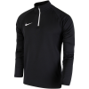 Nike-Dry Academy Drill Top-Black/White/White-1483200
