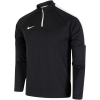 Nike-Dry Academy Drill Top-Black/White/White-1483201