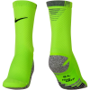 Nike-Grip Strike Lightweight Crew Træningsstrømper-Electric Green/Black-1501693