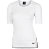 Nike-Pro HyperCool T-shirt - Dame-White/Black-1505523