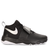 Nike-Team Hustle D 8 - Børn-Black/Metallic Silve-1519346