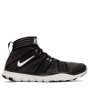 Nike-Free Train Virtue - Herre-Black/White-dark Gre-1519772