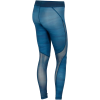 Nike-Pro HyperCool Wind Warp Tights - Dame-Space Blue/White-1554233
