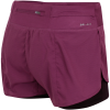 "Nike-Flex 2-IN-1 3"" Shorts - Dame-Tea Berry/Port Wine-1573837"