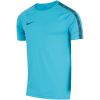 Nike-Breathe Squad Top - Herre-Lt Blue Fury/Armory -1574773