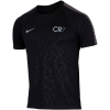 Nike-CR7 Dry Squad Top - Børn-Black/Blue Tint/Lt A-1576178