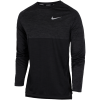 Nike-Dri-FIT Medalist T-shirt L/Æ-Anthracite/Black-1605660