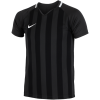 Nike-Striped Division III Spilletrøje-Anthracite/Black/Whi-1605964