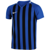 Nike-Striped Division III Spilletrøje-Royal Blue/Black/Whi-1605967